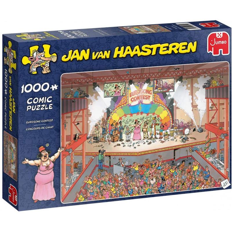 JAN VAN HAASTEREN, EUROSONG CONTEST