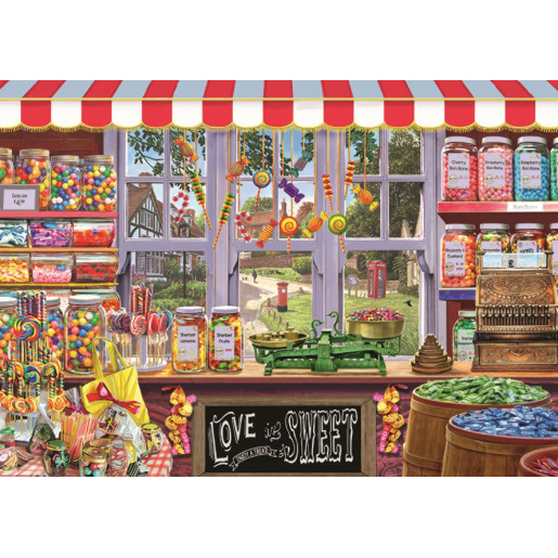 SIDNEY'S SWEET SHOPPE