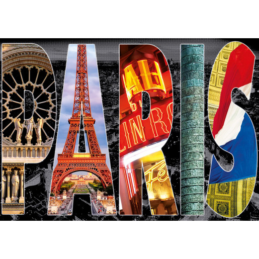 COLLAGE DE PARIS