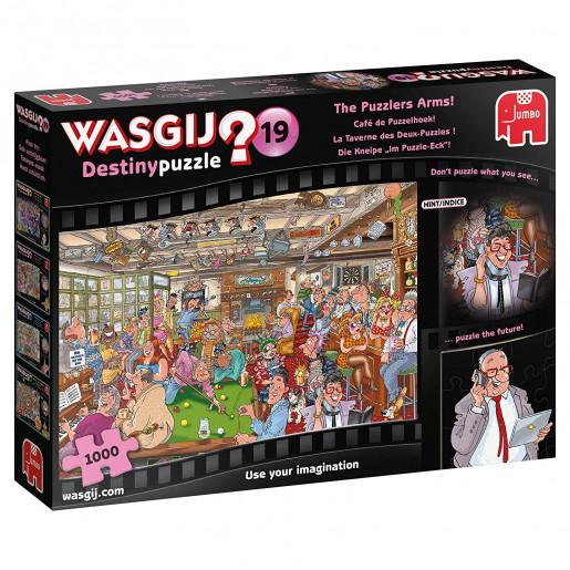 WASGIJ DESTINY 19