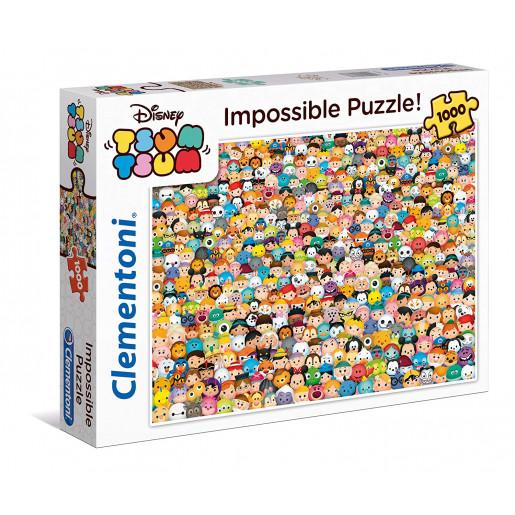 IMPOSSIBLE TSUM TSUM