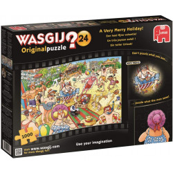 WASGIJ ORIGINAL 24 A VERY MERRY HOLIDAY