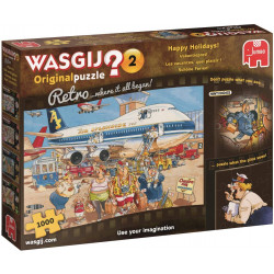 WASGIJ RETRO ORIGINAL 2 HAPPY HOLIDAYS