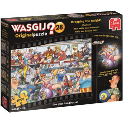 WASGIJ ORIGINAL 28 DROPPING THE WEIGHT