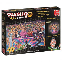 WASGIJ ORIGINAL 30 STRICTLY CAN'T DANCE