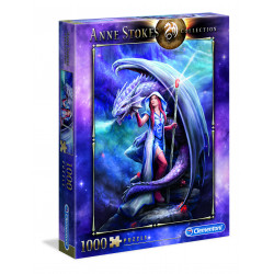 ANNE STOKES DRAGON MAGE