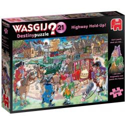 WASGIJ DESTINY 21