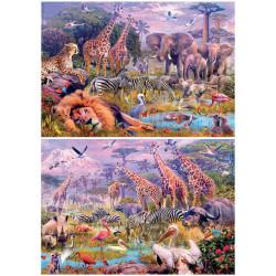 ANIMALES SALVAJES PANORAMA